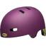 Bell Local BMX Helmet matte/gloss plum covert